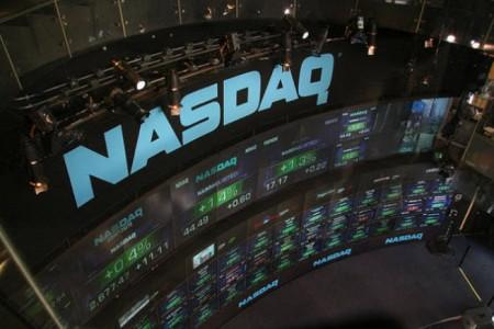 Биткоин появился на бирже...