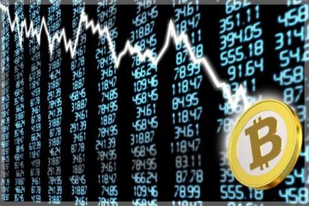 Курс биткоин падает вопреки...