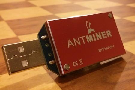 Манинг на ANTMiner S1
