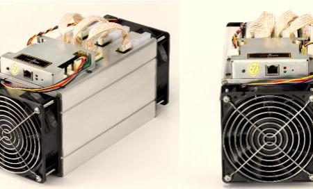 Новая модель Antminer S7 от...