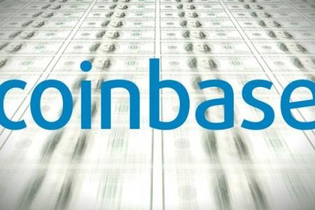 Благодоря coinbase «мгновенно»...