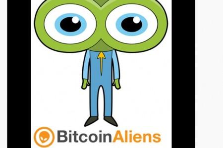 Бесплатные сатоши от bitcoinaliens.com