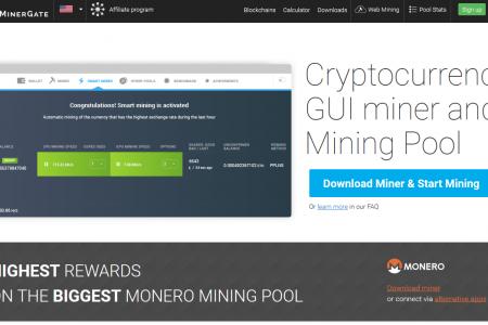 Minergate — Майнинг криптовалюты...
