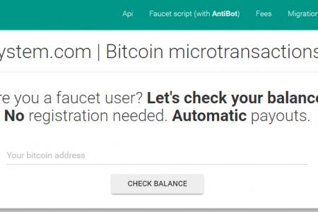 Встречайте FaucetSystem.com и...