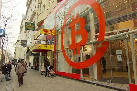 В Австрии открылся биткоин...