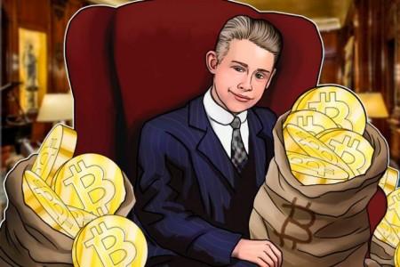 Инвестиция в биткоин в...
