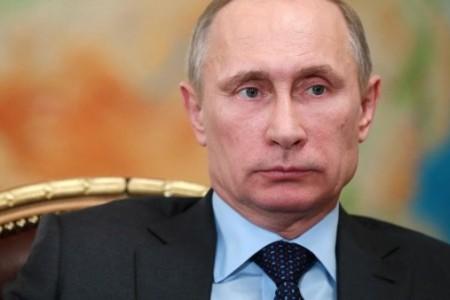 Владимир Путин взялся...