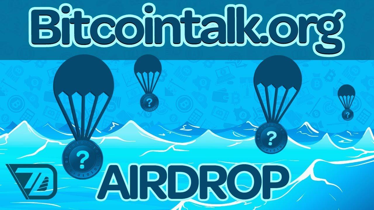 Что такое AirDrop/Bounty и как...