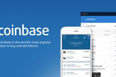 За день на Coinbase зарегистрировалось...
