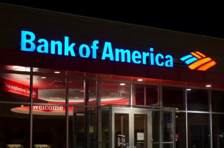 Bank of America займется учреждением...