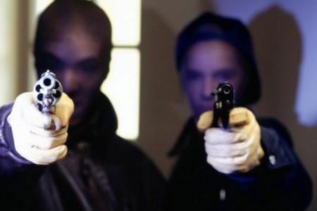 Бразильские грабители...