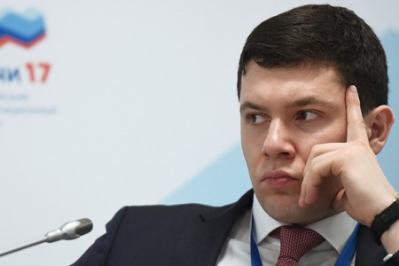 Калининградский губернатор...