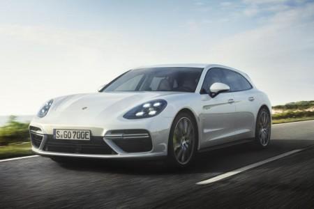 Porsche тестирует технологию...