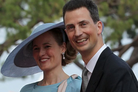 Королевская семья Лихтенштейна...