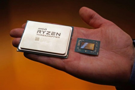 Компания AMD представила...