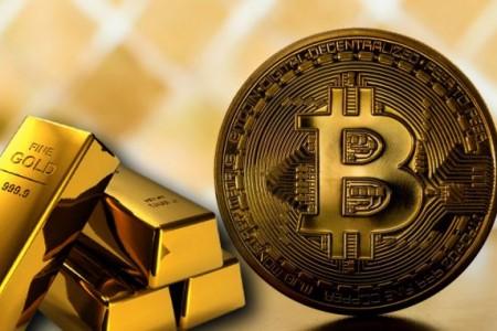 Криптовалюты обошли золото...
