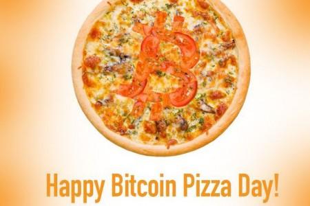 Счастливого дня Биткоин-пиццы