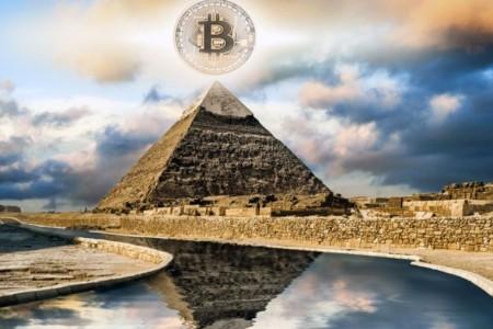 Криптовалютные пирамиды...