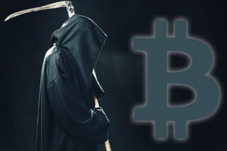 В этом году биткоин «умирал»...