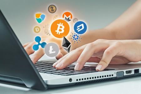 Как заработать в криптовалютной...