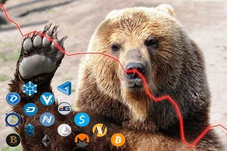Как заработать на медвежьем...