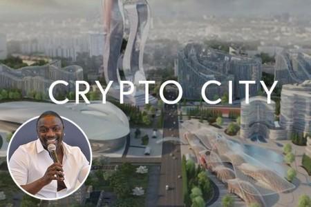 Развитие крипто-города...