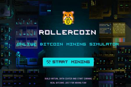RollerCoin — эмулятор майнинга