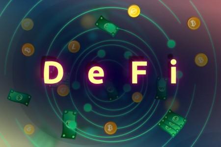 DeFi-пространство привлекает...